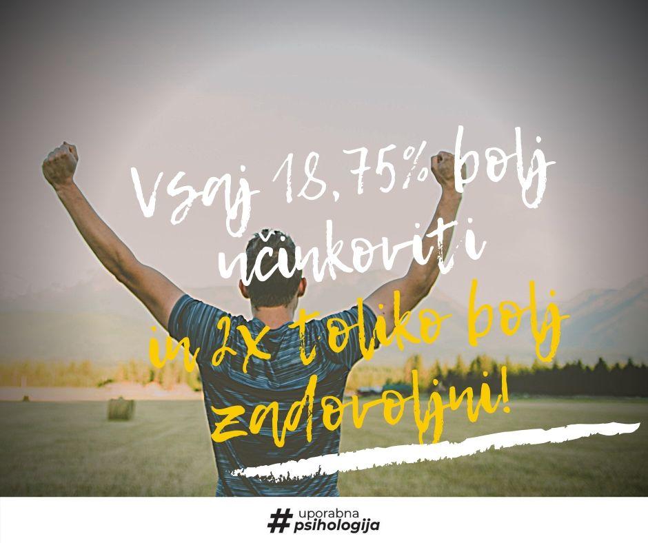 Učinkovito samoupravljanje in izraba časa_Jan Kovačič_Uporabna psihologija