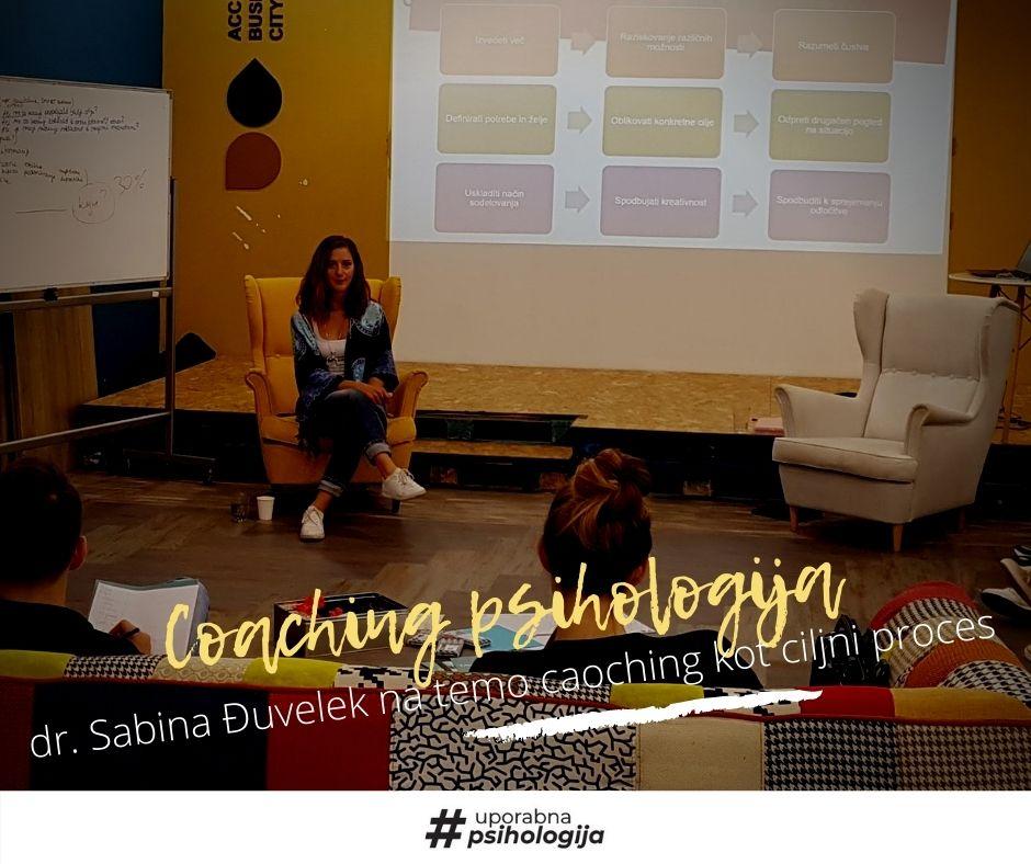 Sabina Đuvelek_Coaching psihologija_Uporabna psihologija